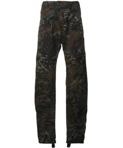 11 By Boris Bidjan Saberi | Curved Leg Denim Men Small
