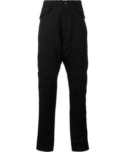 Julius | Paneled Peg Leg Pants