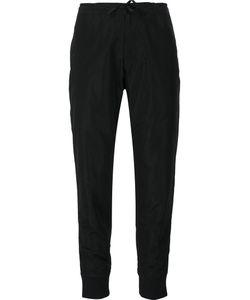Yohji Yamamoto | Bottom Rib String Trousers 1 Triacetate/Cupro/Polyurethane