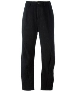 Individual Sentiments | Curved Seam Trousers Adult Unisex 2 Wool/Cotton