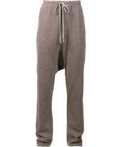 Rick Owens DRKSHDW   Drawstring Drop-Crotch Sweatpants Medium