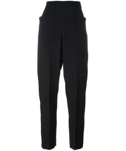 Moschino Vintage | High-Waisted Trousers 42