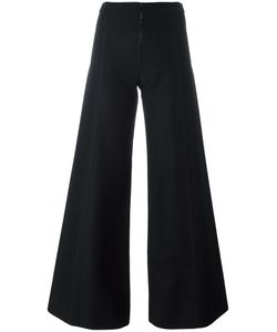 Emanuel Ungaro Vintage   Flared Oversize Trousers 8