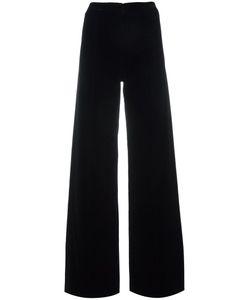 Emanuel Ungaro Vintage   Velvet Trousers 2
