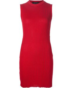 Area Di Barbara Bologna | Ribbed Sleeveless Circle Sweater Dress