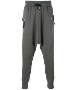 Unconditional | Drop-Crotch Sweatpants Medium Cotton