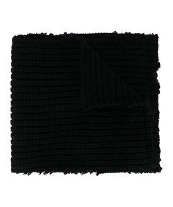 Raf Simons | Logo Patch Scarf Virgin Wool