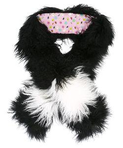 Charlotte Simone | Fur Scarf Lambs Wool