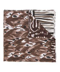 Pierre-Louis Mascia | Patchwork Scarf Adult Unisex Silk