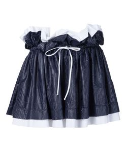 Arthur Arbesser | Drawstring Mini Skirt