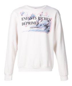 Enfants Riches Deprimes   Brut 1 Classic Sweatshirt
