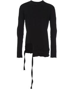 Barbara I Gongini | Longsleeved Asymmetric T-Shirt