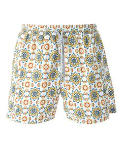 Capricode | Printed Swim Shorts