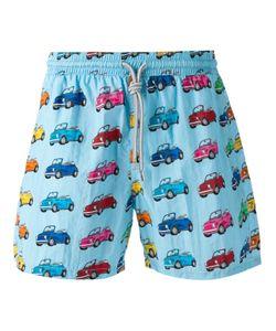 Capricode | Car Print Swim Shorts