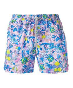 Capricode | Print Swim Shorts