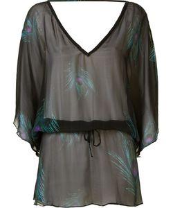 Brigitte | Sheer Beach Dress Gg