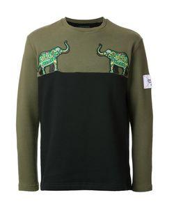 Yoshio Kubo | Elephant Patch Sweatshirt 3 Cotton