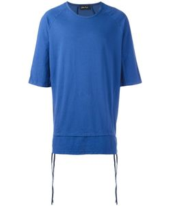 Andrea Ya'aqov | Oversized T-Shirt Small Cotton