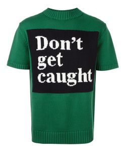 Roundel London | Dont Get Caught Jumper Medium Wool