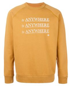 Roundel London | To Anywhere Sweatshirt Small Cotton