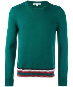 Carven | Crew Neck Jumper Small Wool