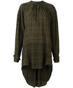 A.F.Vandevorst   Cosmopolitan Blouse 36 Viscose/Wool