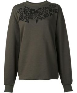P.A.R.O.S.H. | Embroidered Sweatshirt 40 Cotton
