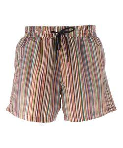 Paul Smith | Striped Swim Shorts