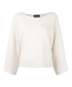 Loma | Christy Bell Sleeve Jumper Cashmere/Wool