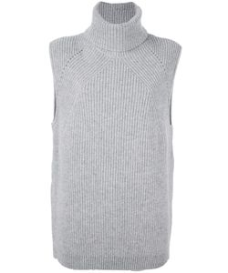 Loma | Thora Sleeveless Turleneck Jumper Xs/S Cashmere/Wool