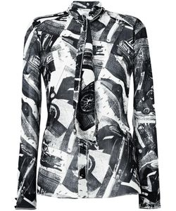 Veronique Leroy | Printed Shirt 36 Viscose