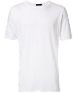 Bassike | Htg Slim Basic T-Shirt Large Organic Cotton