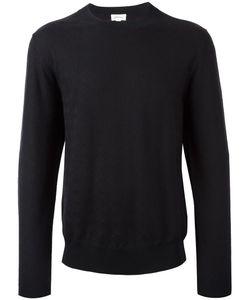 Brioni   Crew Neck Jumper 50 Wool/Cashmere/Silk