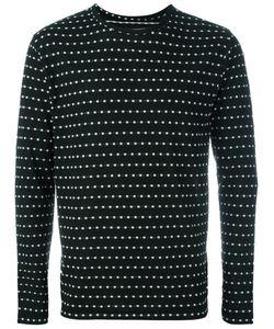 Soulland | Wolfgang Long Sleeve T-Shirt Large Polyester/Viscose