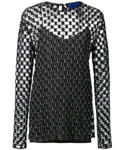 Sharon Wauchob | Checked Blouse 40 Polyester