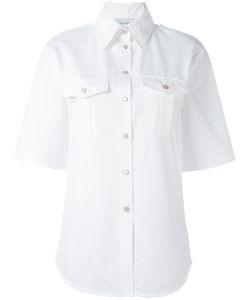 Daizy Shely | Shortsleeved Shirt 44 Cotton