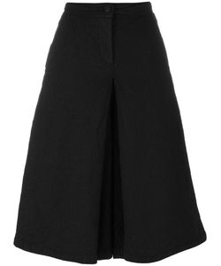 Andrea Ya'aqov | Pleat Long Shorts Medium Cotton/Polyamide/Virgin Wool