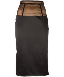 Murmur | Invisible Skirt 38 Cotton/Spandex/Elastane/Polyester/Spandex/Elastane