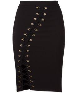Murmur | Serpentine Skirt 36 Polyester/Spandex/Elastane