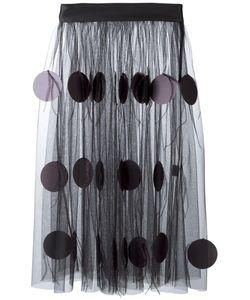 Daizy Shely | Tulle Skirt 44 Polyamide