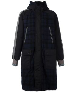 Andrea Pompilio | Quilted Coat 48 Wool/Polyamide/Alpaca/Polyester