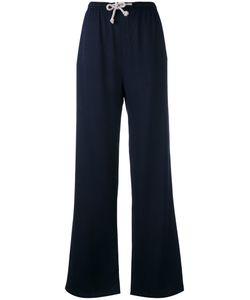 Humanoid | Drawstring Flared Trousers Size Medium