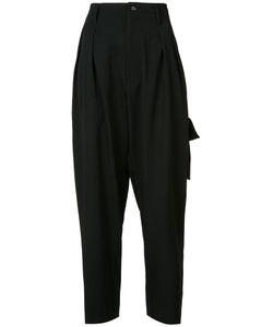 Yohji Yamamoto   Suspender Pants Women