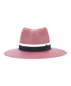 Maison Michel | Logo Wide Brim Hat