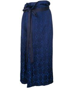 Uma Wang | Patterned Skirt