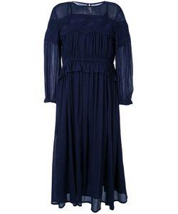 Muveil | Ruffled Mid Dress Size 36