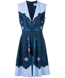 Preen by Thornton Bregazzi | Printed Dress Medium