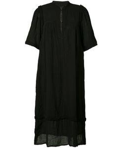 Raquel Allegra | Buttoned Collar Dress
