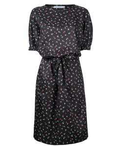Astraet | Printed Drawstring Dress 1
