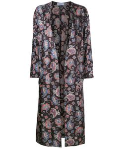 Astraet | Printed Long Coat 1